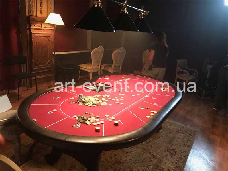 Покерный турнир