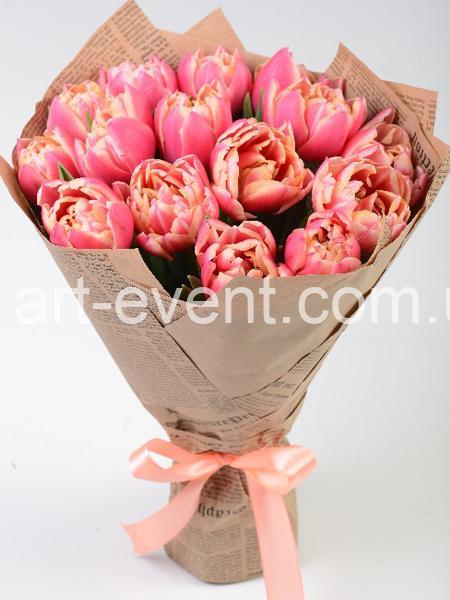 Букет -15 Пионовидных тюльпанов-_01