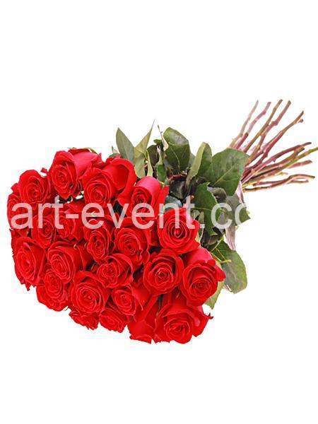 Букет -25 Красных Роз-_01